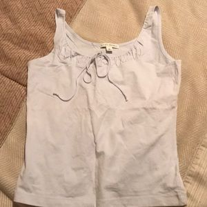 Banana Republic cute and dainty tank top